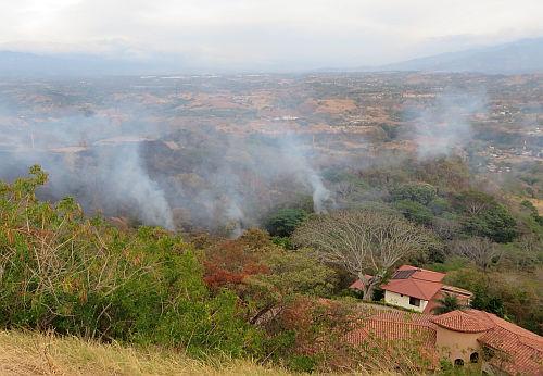 Roca Verde Fire