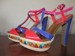 Multi-colored Platforms
