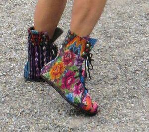 Guatemalan Boots