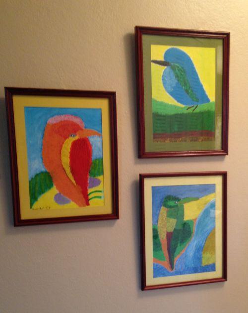 Jocelyn's Birds