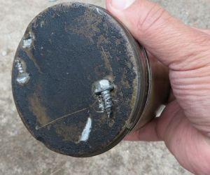 embedded screw
