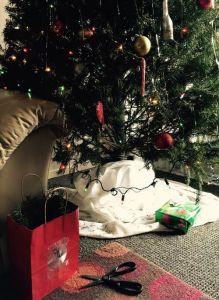 Bye Bye ChristmasTree